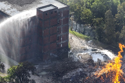 Jim Beam to be fined for bourbon fire that hurt rivers, fish