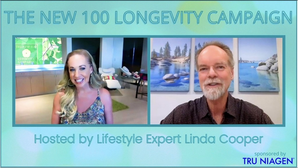CURE AGING OR DIE TRYING- EP2 THE NEW 100 LONGEVITY CAMPAIGN - cover