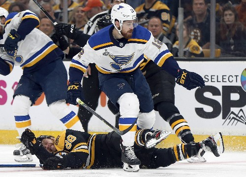 Special team: Blues penalty kill has them on verge of Cup