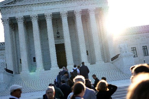 Supreme Court rejects U.S. troops' appeal over 'burn pits' illnesses