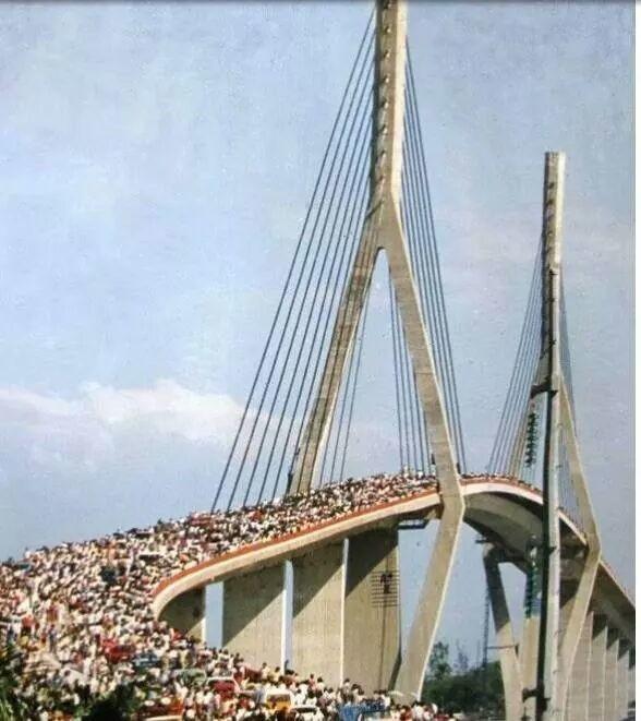 17 octubre 1988 Inaguracion del puente Tampico
