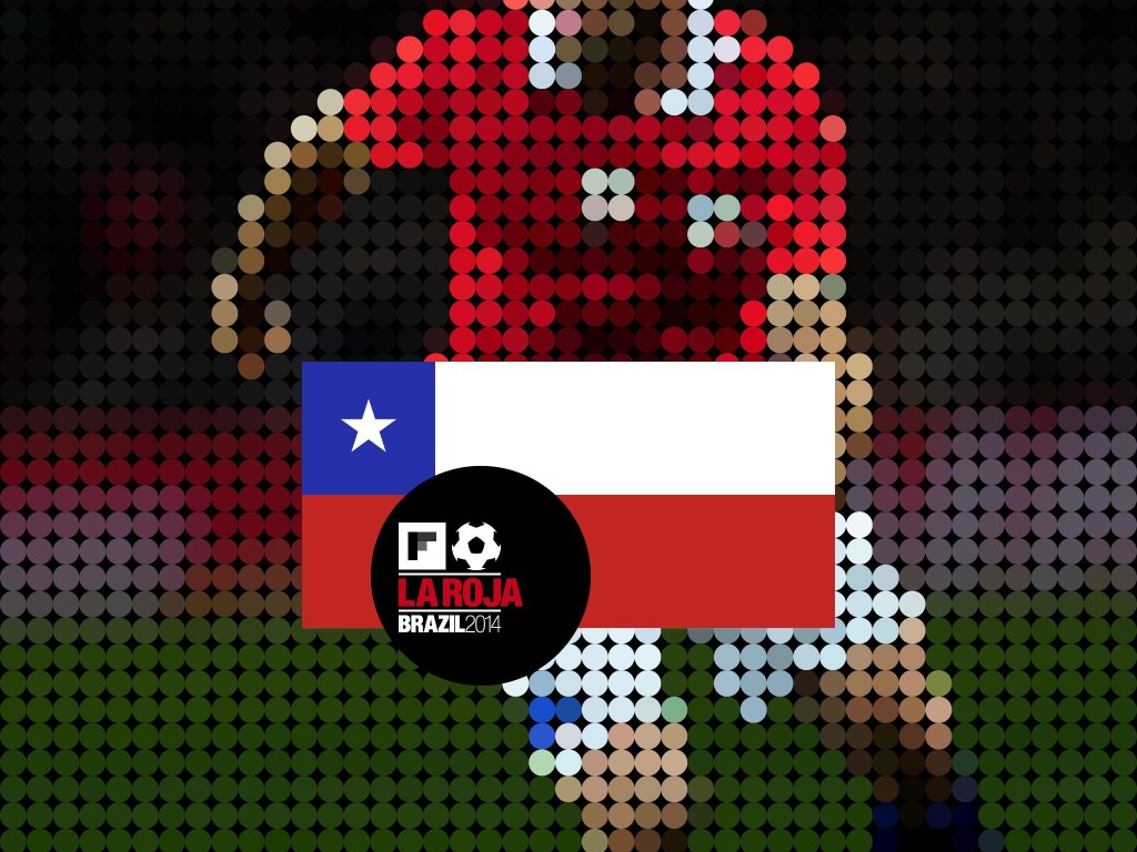Chile: World Cup 2014 - cover