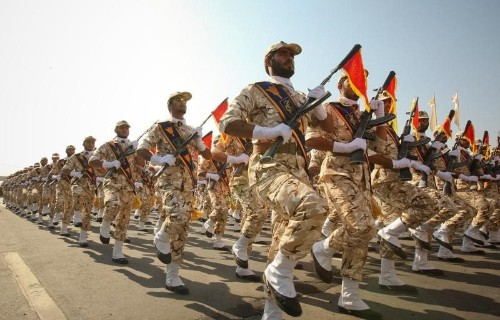 U.S. designates elite Iranian force as terrorist organization