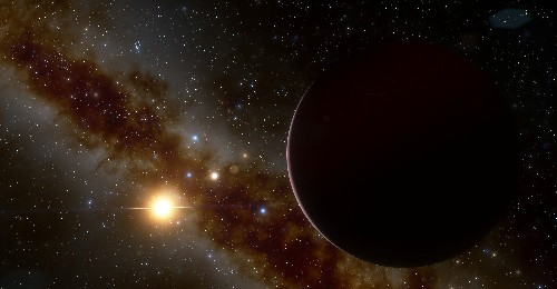Scientists puzzled by really big planet orbiting really little star