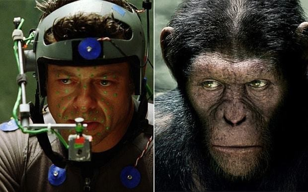Does Andy Serkis's motion capture acting deserve an Oscar?