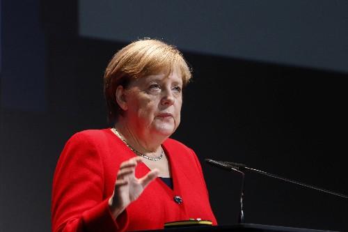 Merkel - Wasserstoff vielleicht interessantester Energieträger
