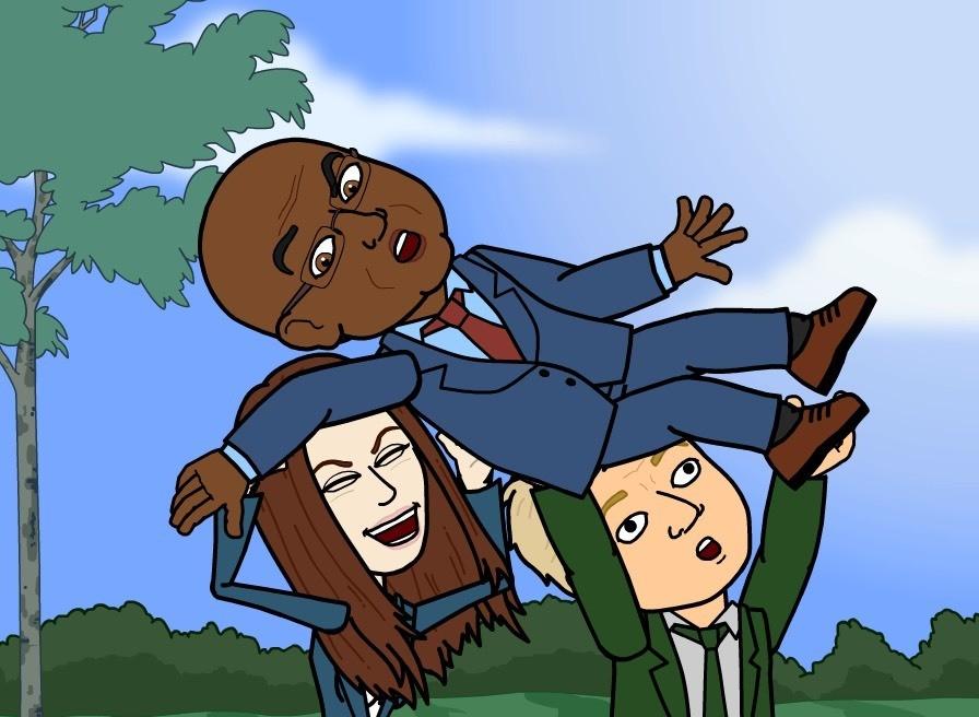Silvia e Roberto hanno deciso di far conoscerti Bea a Obama... Ma #chièBea???