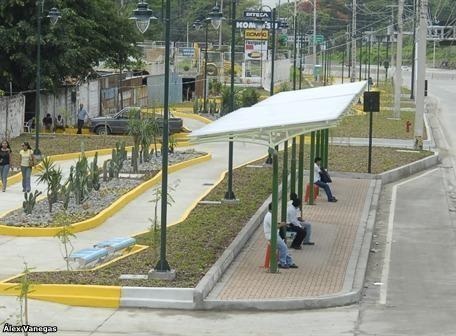 Ciclovia En La Avenida Del Bombero
