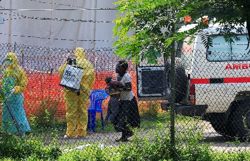 Uganda clears experimental Ebola treatments, watches for spread