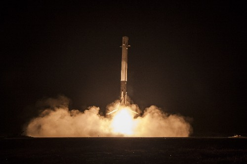 Here's what's going to happen to SpaceX's history-making rocket