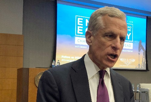 Fed's Kaplan says could see financial condition tighten