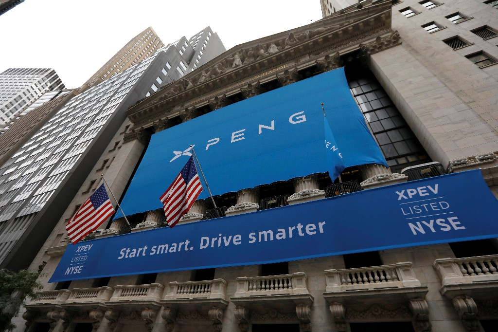 EV maker Xpeng, its CEO invest in air taxi startup