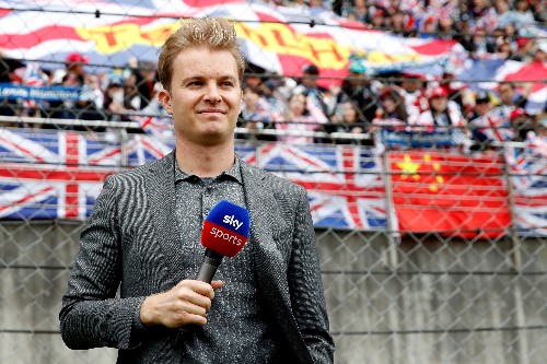 Motor racing: Rosberg backs off after Hamilton says ex-racers are irrelevant