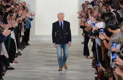 Ralph Lauren Steps Aside as CEO: Pictures