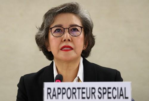 ICC officials visit Bangladesh to look into Myanmar case: U.N. investigator
