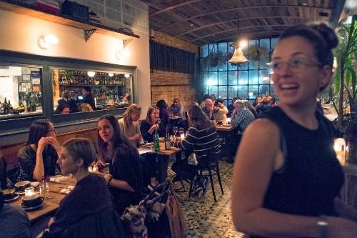 NYT Critics' Picks: Restaurants