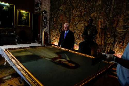 Seeing art in Grandee style: Spanish duke's palace opens to public