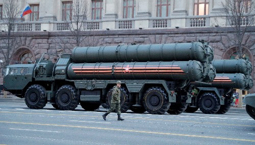 Turkey should scrap Russian missile system or face U.S. sanctions: White House official