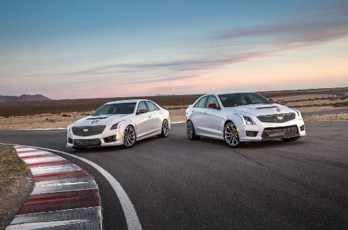 Cadillac Introduces ATS-V, CTS-V Championship Editions