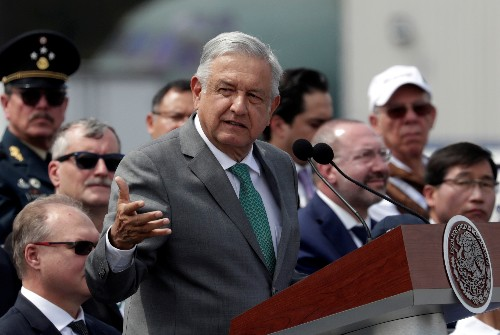 Mexican president says new airport construction to start next week