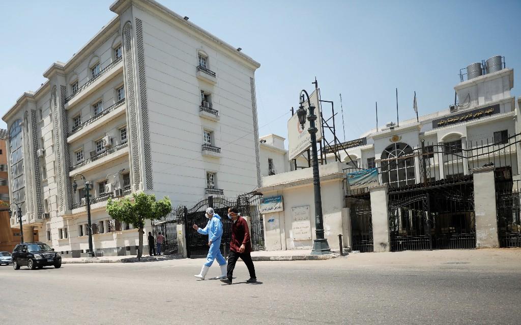 Some medics say they are muzzled in Egypt's coronavirus response