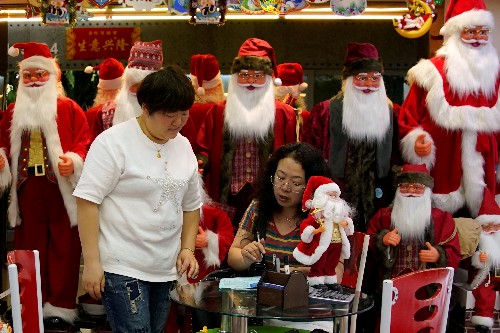Bah humbug! Trump's plan for more China tariffs to hit festive shoppers