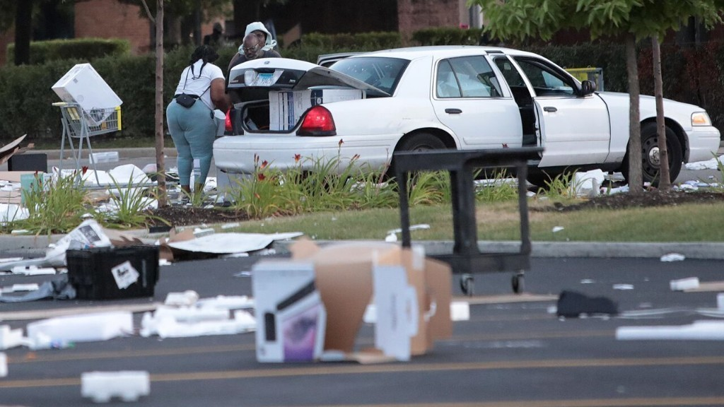Chicago Looting, Kids with COVID-19 & More — Monday's Rundown: Aug. 10