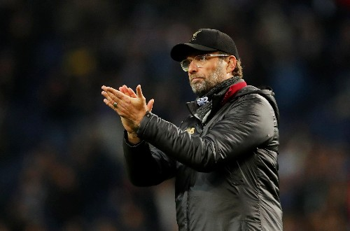 Soccer: Klopp plays down Liverpool fatigue concerns ahead of season run-in