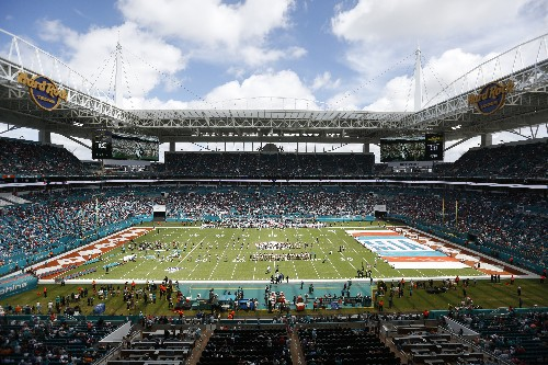 Spanish soccer league tries again to stage game in Miami