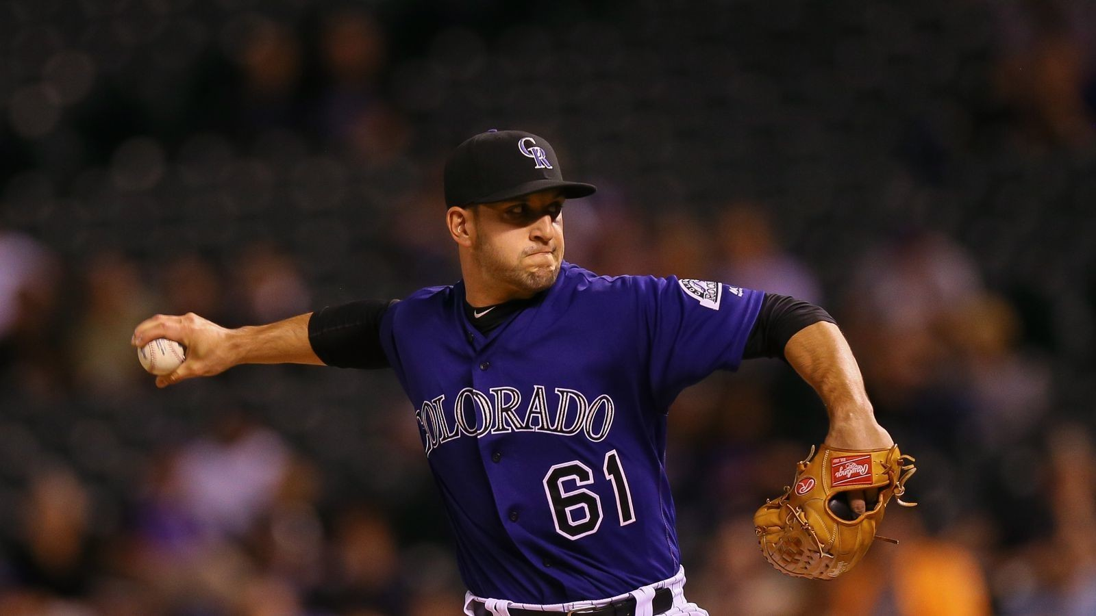 Colorado Rockies prospect Matt Carasiti continues to mow down Triple-A hitters