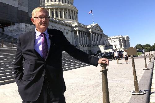 House retiree: Toxic politics, Trump White House, bad knees
