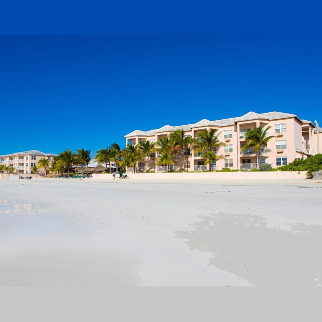 The Island Seas Resort on Grand Bahama Island offers 1 & 2 bedroom suites, as well as an optional all-inclusive plan. With a private beach, lagoon pool with swim-up bar, 3 restaurants and very competitive pricing, this has become a customer favorite.