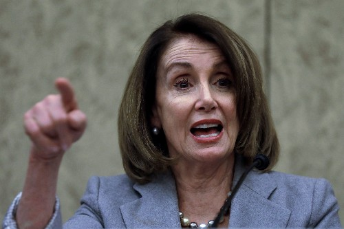 Pelosi calls Mueller report summary 'insufficient,' seeks full report