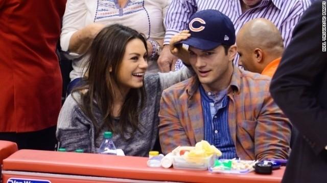 Mila Kunis and Ashton Kutcher's baby's name is...