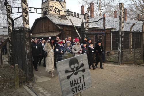 Auschwitz, Never Forget: Pictures
