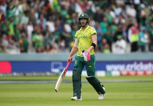 Cricket: South Africa's players despondent after early World Cup elimination