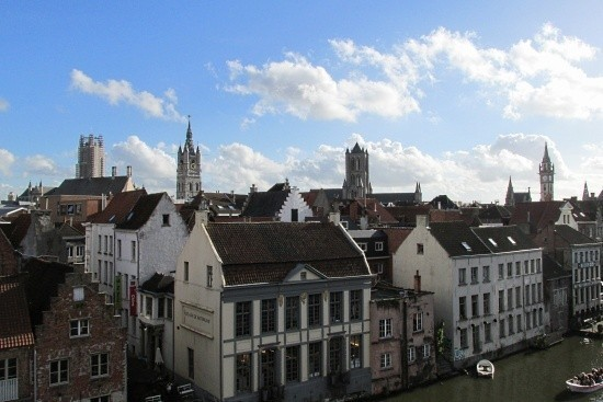Ghent - A Medieval Gem With a Lively Culinary Scene