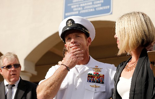 Trump and Navy clash again over SEAL commando who posed with corpse