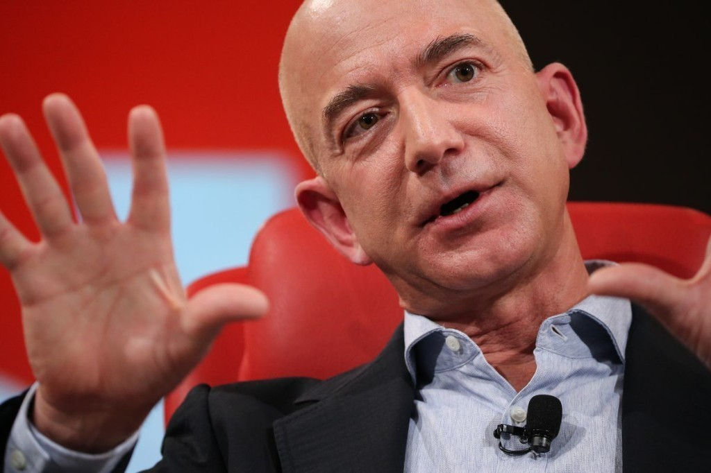 This is the Jeff Bezos playbook for preventing Amazon's demise