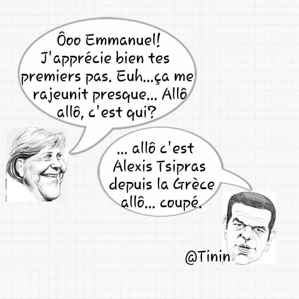 #Europe La diplomatie européenne à l'heure de Macron...
