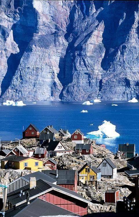 Greenland..