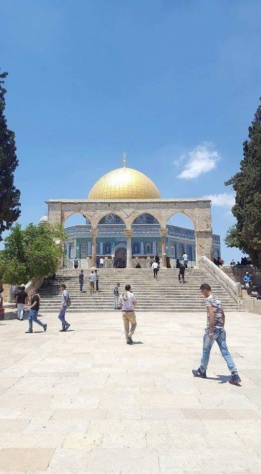 القدس cover image