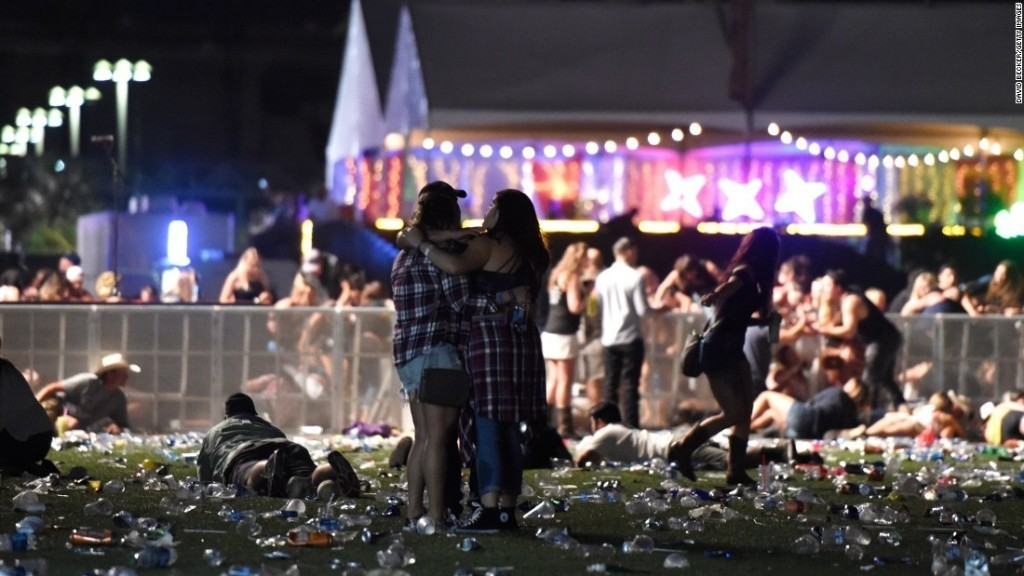 Las Vegas Shooting: Unsealed documents reveal new details
