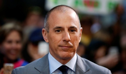 The Ghost of Matt Lauer