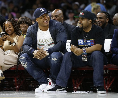 Ice Cube enjoying the good days in 3rd year of Big3