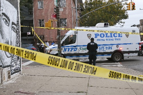 Four killed in shooting at illegal gambling club in Brooklyn: police