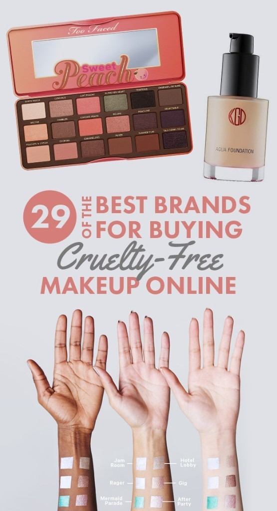 29 Of The Best Places To Buy Cruelty-Free Makeup Online