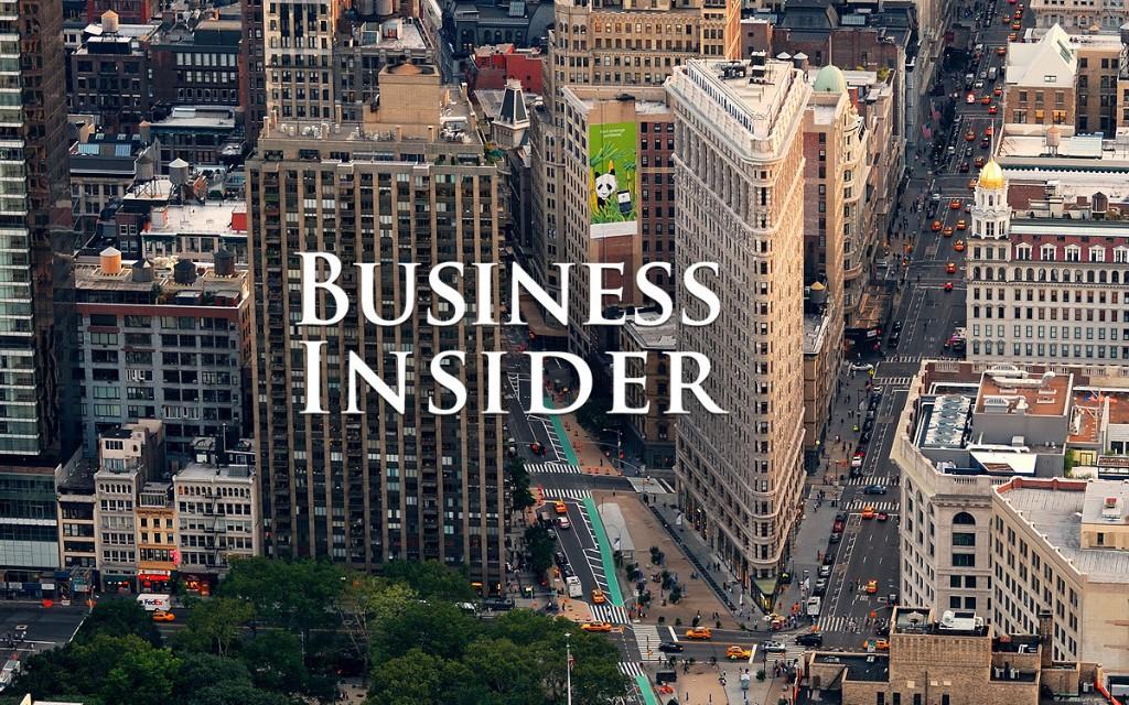 Finance - Magazine cover