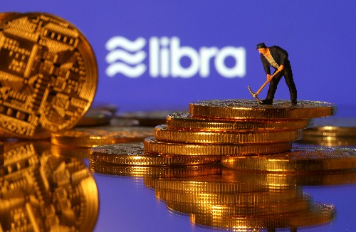 Germany's Scholz sounds alarm on cryptocurrencies such as Facebook's Libra