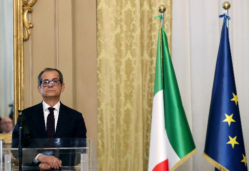 Italy's Tria says Rome will spend less, can reach deficit agreement with EU